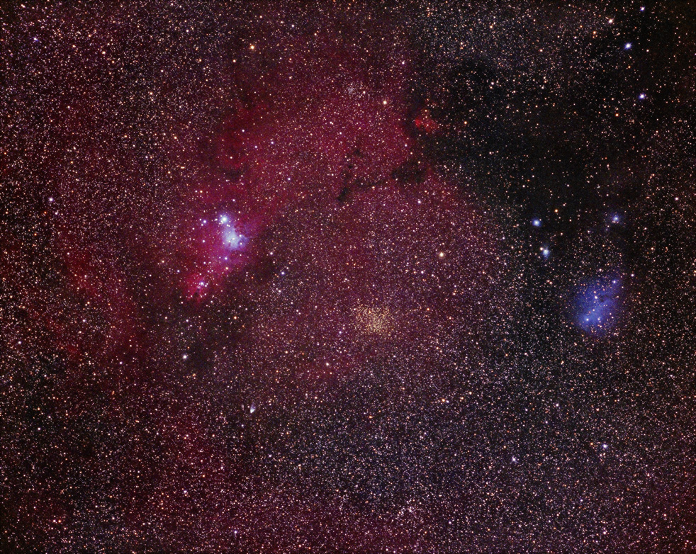 cone nebula hubbell telescope - photo #6